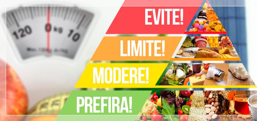 Famosos Pirâmide alimentar brasileira ED31