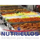 alimentação balanceada para empresa em Embu das Artes