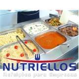 alimentação coletiva empresa em Caieiras