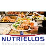 alimentação coletiva empresas preço em Mairiporã