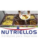 alimentação coletiva empresas em Carapicuíba