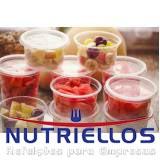 alimentação de hospitais em Santo André