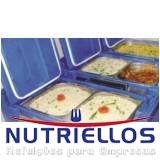 alimentação em empresas Bairro Vila Tietê