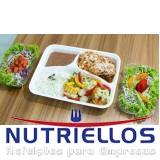 alimentação em indústria preço em Guararema