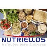 alimentação empresas preço em Santa Isabel