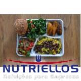 alimentação escolar na creche preço na Caçapava