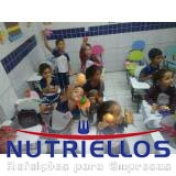 alimentação escolar para os alunos preço em Poá