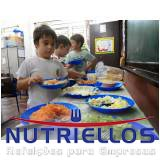 alimentação escolar saudável preço em ABCD