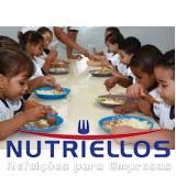 alimentação escolar saudável em Franco da Rocha