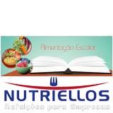 alimentação escolares saudáveis em Biritiba Mirim