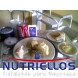 alimentação hospitalar terceirizada preço em Santa Isabel