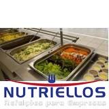 alimentação para indústria preço em Suzano