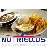 alimentação saudável para empresa em Embu Guaçú