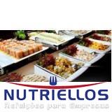 alimentação saudável para empresas em Cotia