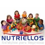 alimentação saudável para escolas em Juquitiba
