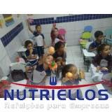 alimentação escolar para os alunos