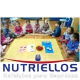 alimentação escolar saudável