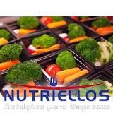 alimentação saudável para escola