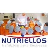 alimentações escolares e nutrição em Jundiaí
