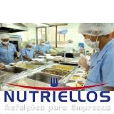 alimentação em hospital