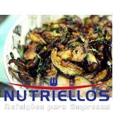 alimentações industriais em Caieiras