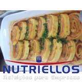 alimentação em empresas
