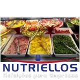 alimentação empresas