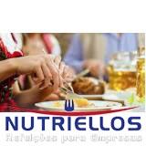 alimentação saudável para empresas