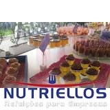 café da manhã em empresas em Jacareí