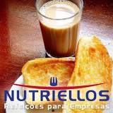 café da manhã para empresas em Embu