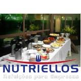café da manhã saudável na empresa em São Bernardo do Campo