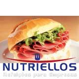 cardápio de café da manhã para empresas preço em Itapecerica da Serra