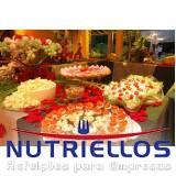 cardápio de refeições para empresa preço em Salesópolis