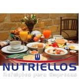 cardápios de refeições para empresas em Embu Guaçú