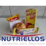 empresa de alimentação industrial valores em Carapicuíba