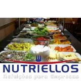 empresa de alimentação para indústria em Guararema