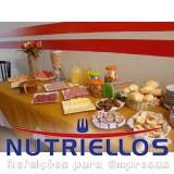 empresa de café da manhã para empresas em Rio Grande da Serra