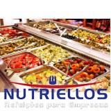empresa de fornecimento de refeição industrial em Itapecerica da Serra