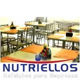 empresa de refeição coletiva valores em Franco da Rocha