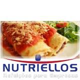 empresa de refeição completa para indústria em ARUJÁ