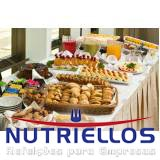 empresa de refeição corporativa em Salesópolis