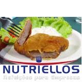 empresa de refeição em empresa para funcionários em Santa Isabel