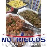empresa de refeições em empresas grandes Bairro Vila Tietê