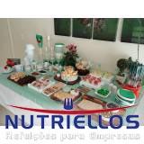 empresa de refeições em obras em Caieiras