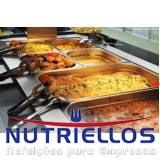 empresa de refeições para indústria em Cajamar