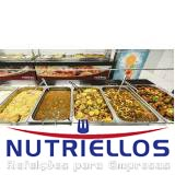 empresa de serviço de alimentação para empresas em Mauá