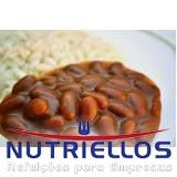 empresas de refeições industriais em Biritiba Mirim