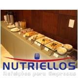 empresas para fornecer café da manhã em Santa Isabel