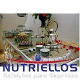 empresas que fornecem café da manhã para empresas em sp em Carapicuíba