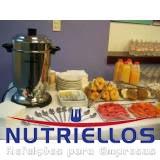 fornecedor de café da manhã para empresas em Jundiaí